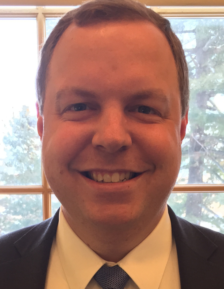 David Sorensen, 32, advised Gov. LePage on health policy and previously was spokesman for the Maine Republican Party. He resigned Friday as speechwriter for President Trump after his ex-wife said he was violent and emotionally abusive.