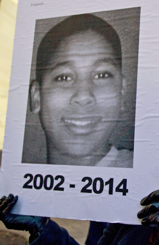 Tamir Rice was fatally shot by a Cleveland police officer in 2014.