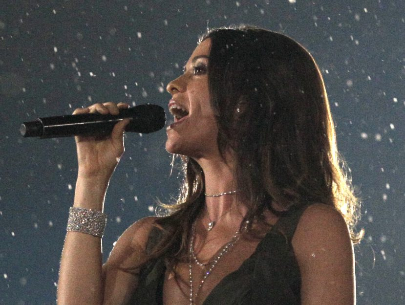 Singer Alanis Morrissette said a musical based on her work will debut in Cambridge, Mass., in 2018.