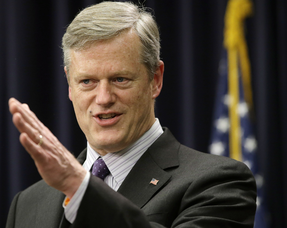 Massachusetts Gov. Charlie Baker said the program will provide quality education.