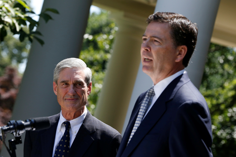 James Comey reached an agreement with Special Counsel Robert Mueller about what he could testify about in an open session of the Senate.