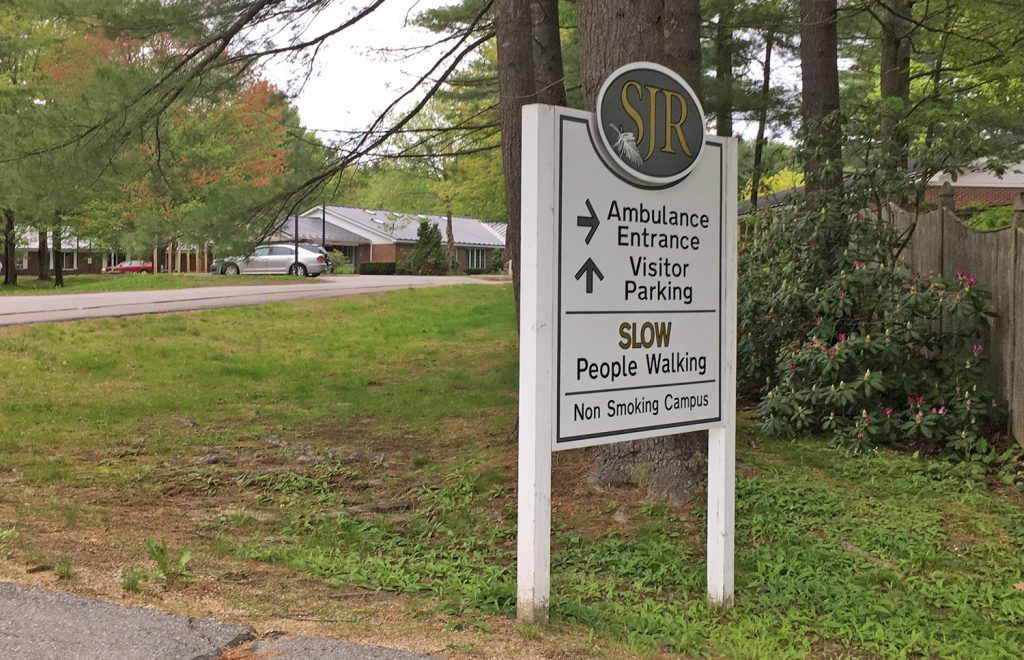 St. Joseph's Rehabilitation and Residence on Washington Avenue in Portland is being purchased by Maine Medical Center.