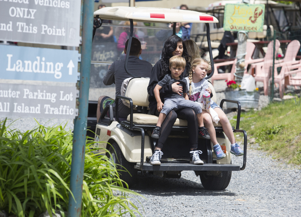 Rules passed by the Portland City Council on Monday require all golf cart operators to have driver's licenses and prohibit anyone from standing in a moving cart or riding in the lap of a cart driver or passenger.