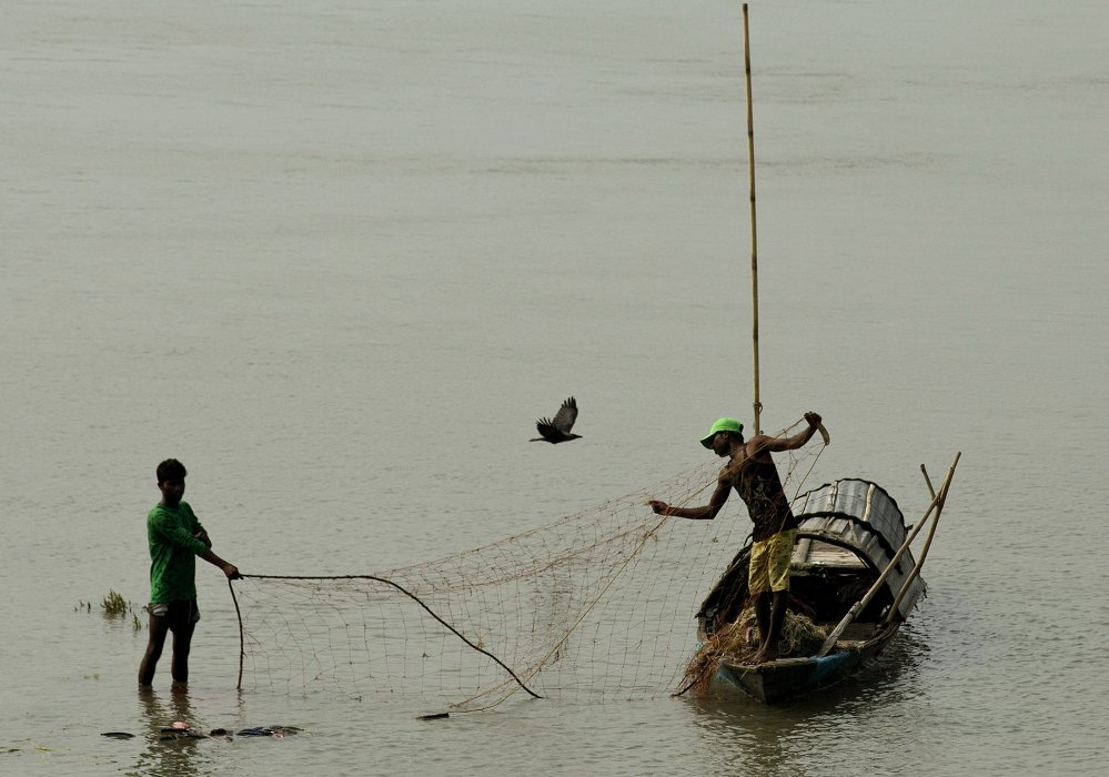 Square nets now used by fishermen in parts of India allow small fish to escape, ensuring long-term sustainability of species crucial to their livelihoods. The project is one of many being showcased at a major conference on oceans beginning Monday at U.N. headquarters, where the United Nations will push for further conservation measures.