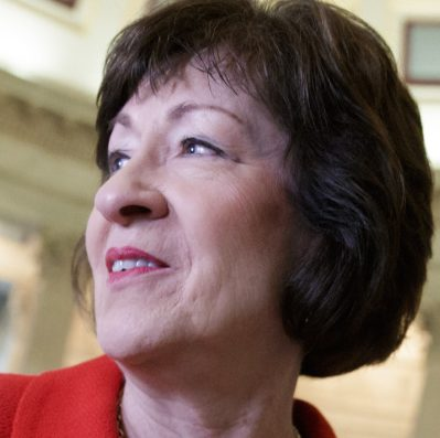 Sen. Susan Collins says