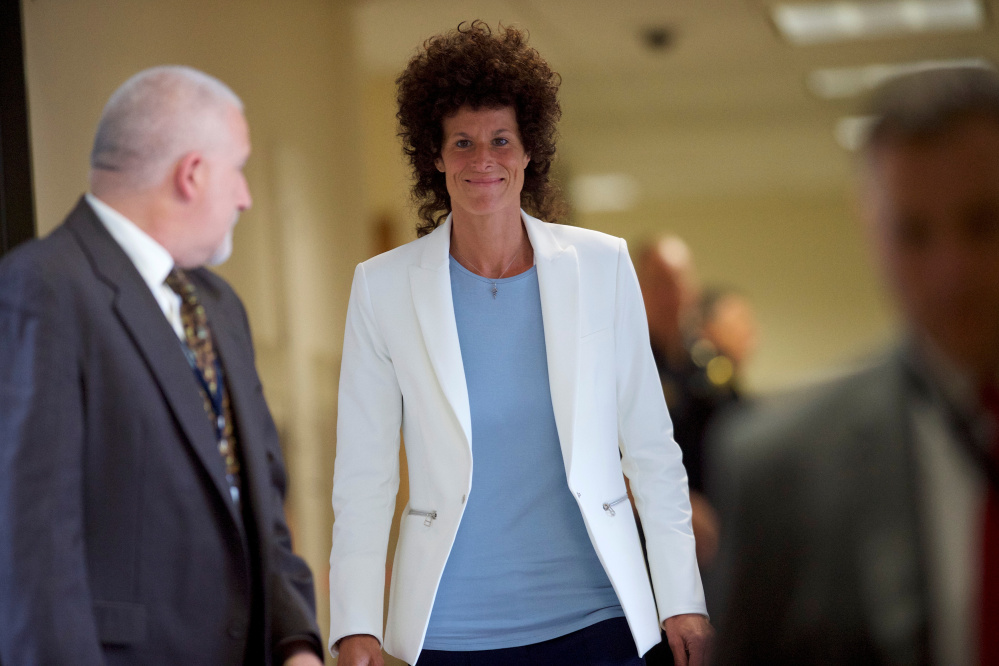 Despite a long cross-examination, Andrea Constand stood by her story that Bill Cosby drugged and sexually assaulted her in his suburban Philadelphia residence.