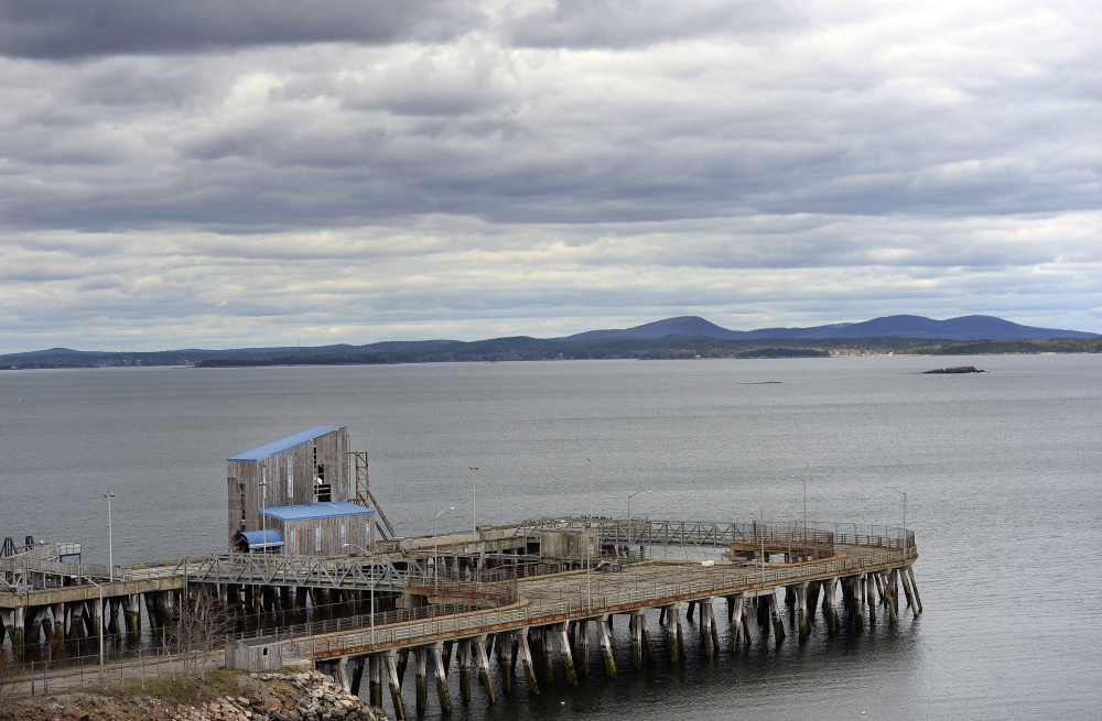 Bar Harbor's ballot on Tuesday featured competing zoning measures concerning the fate of an unused ferry terminal. Voters approved a plan that allows development of an abandoned ferry terminal and possible pier.