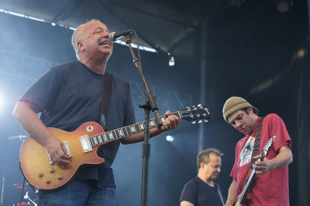 Ween performed at Thompson's Point Saturday. Photo by Robert Ker