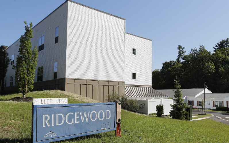 A 24-unit expansion of Ridgewood, an affordable-housing complex for seniors in Gorham, was full as soon as it opened last October. Maine needs 9,000 units of affordable senior housing to meet current demand.