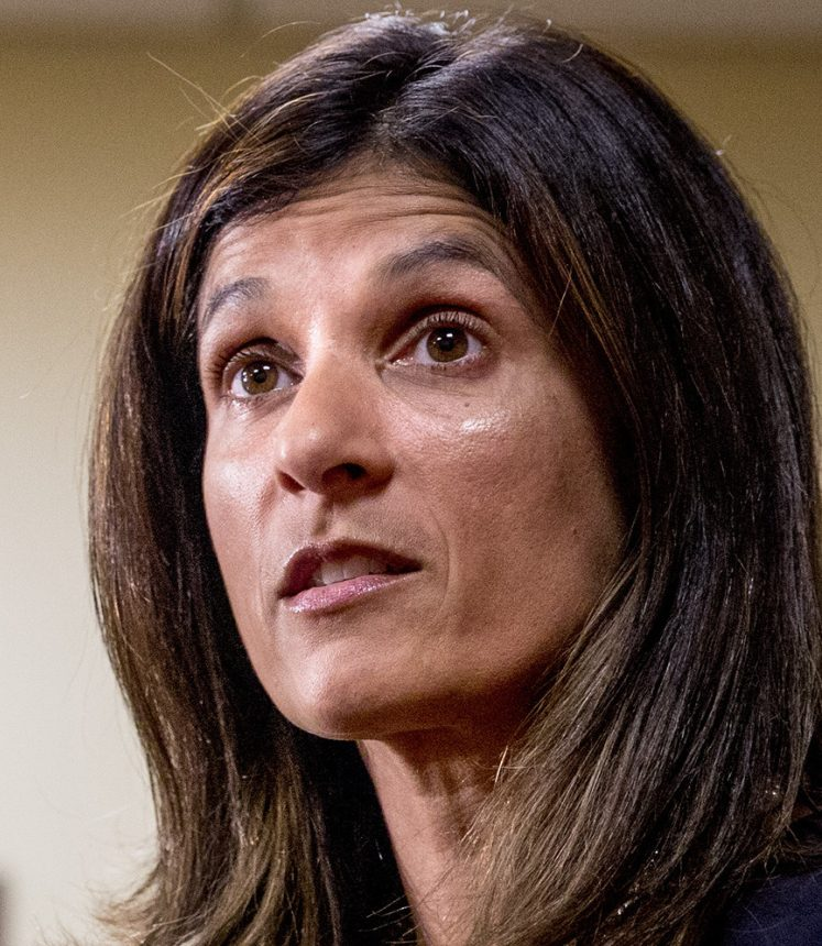 House Speaker Sara Gideon, sponsor of the bill to help low-income Mainers get higher education, said,