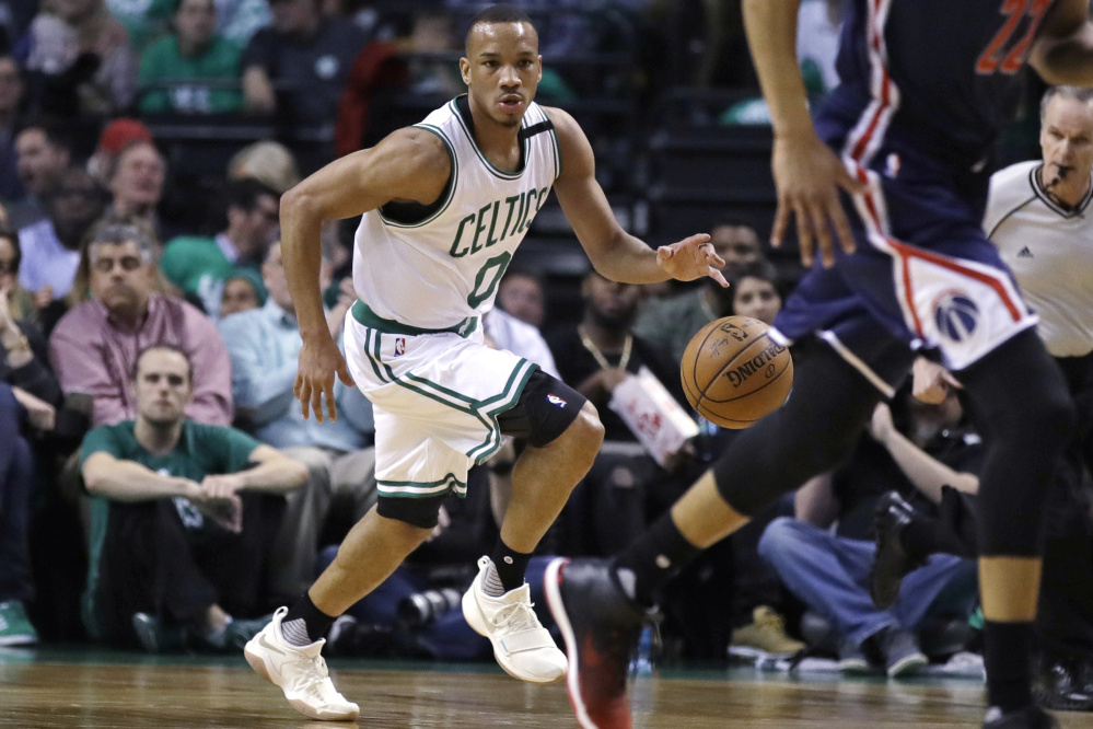 Avery Bradley has seen a lot since joining the Boston Celtics in 2010. Now the question is whether he'll remain with the team entering the final season of his contract.