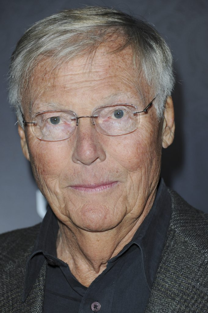 Adam West arrives at the Variety Power of Comedy event at Avalon Hollywood in Los Angeles in 2012.