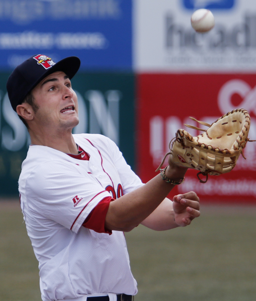 Nick Longhi signed with the Red Sox organization in 2013. A year later, Danny Mars joined him after the two were rivals while playing in high school in Florida.