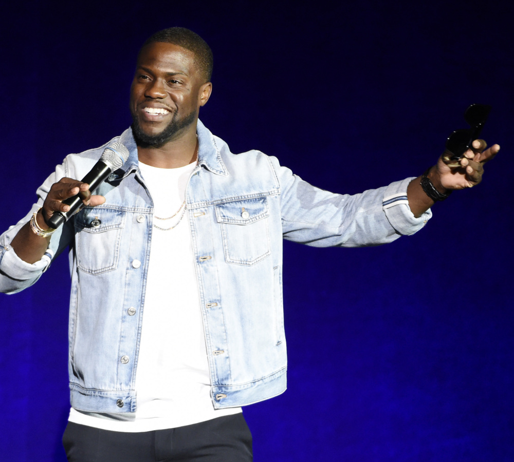 Comic Kevin Hart, who turned 38 Thursday, has given generously to Philadelphia schools.