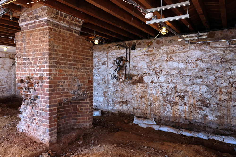 This room at Monticello, Thomas Jefferson's Virginia plantation, is where his slave Sally Hemings is believed to have lived. Jefferson granted freedom to only two of his 607 slaves while he was alive and five of them in his will – and never to Hemings.