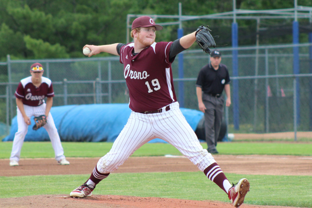 Not only was Jackson Coutts an outstanding pitcher for Orono High, he was so dominant as a hitter that he was intentionally walked three times this season with the bases loaded.