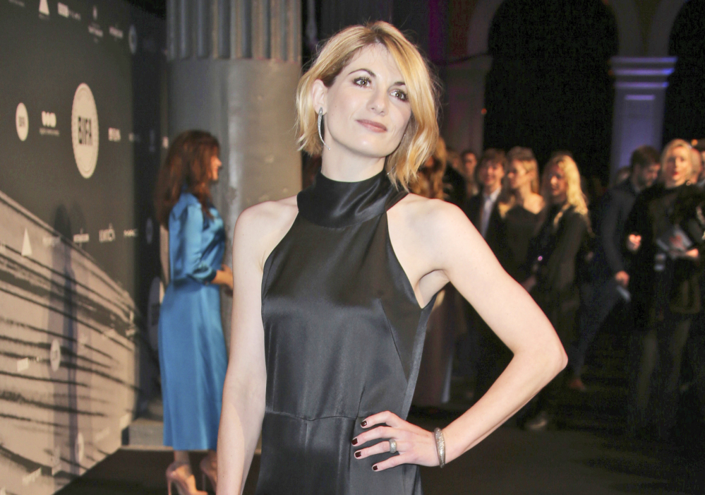 British actress Jodie Whittaker will play the starring role in the long-running series