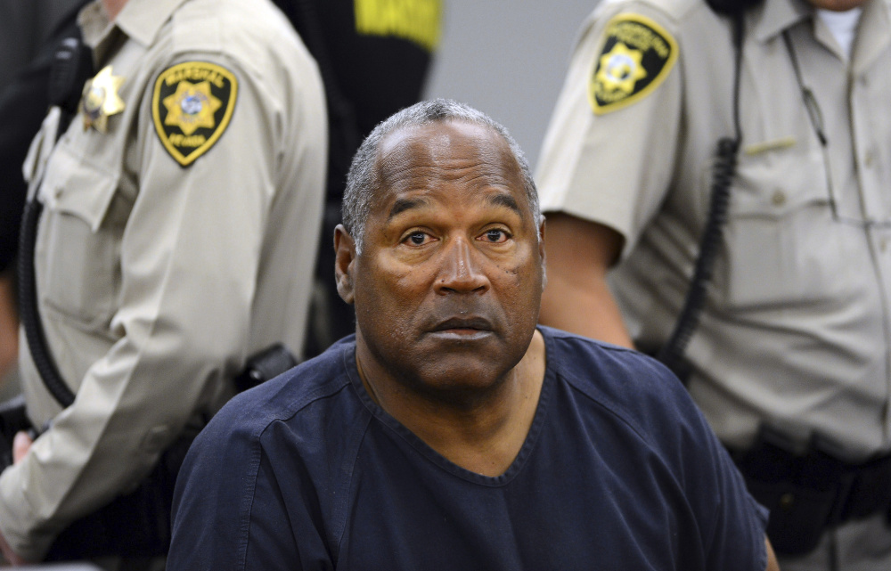 O.J. Simpson could be on a golf course within months if things fall his way. A parole board is expected to make a release decision Thursday. Simpson was jailed in 2007 on charges following a botched attempt to regain memorabilia.