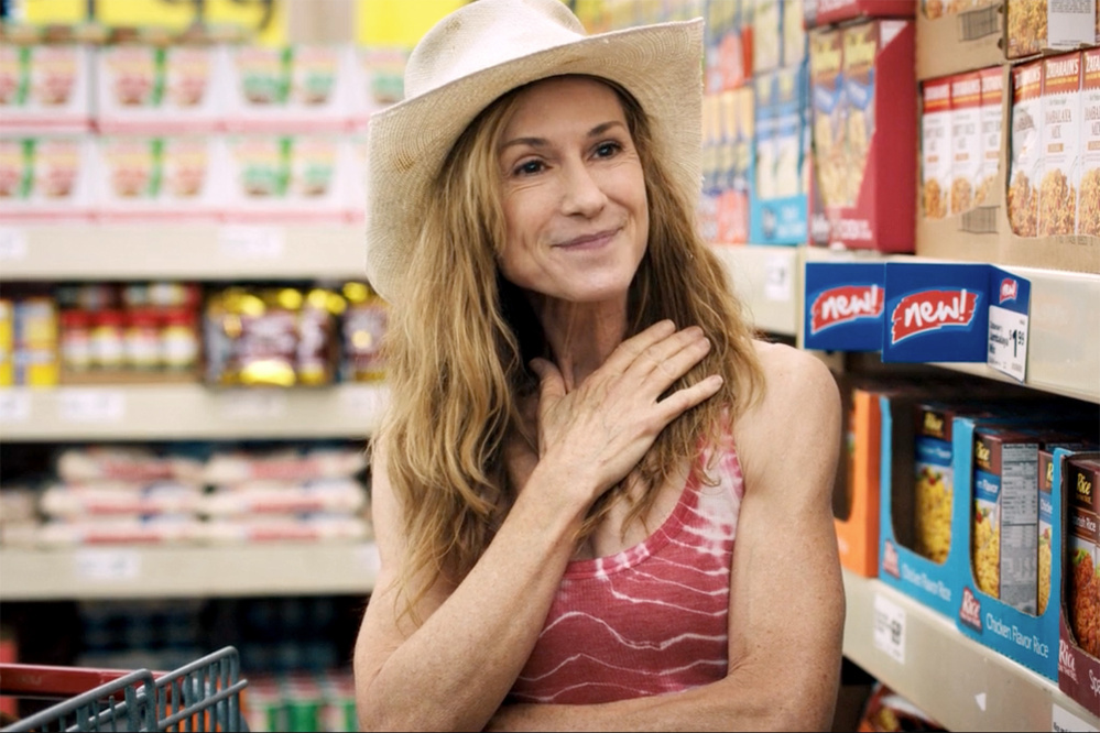 Holly Hunter in