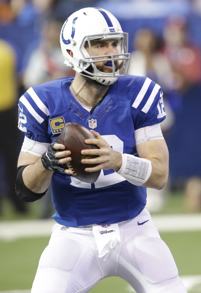 Colts QB Andrew Luck will miss the start of training camp as he continues to rehab his surgically repaired right shoulder.