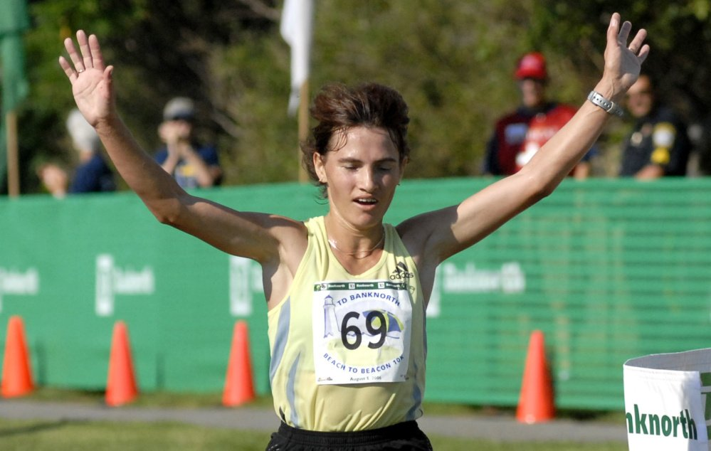 Alevtina Ivanova of Russia was third in 2004, second in 2005, and finally got a women's elite victory in 2006.