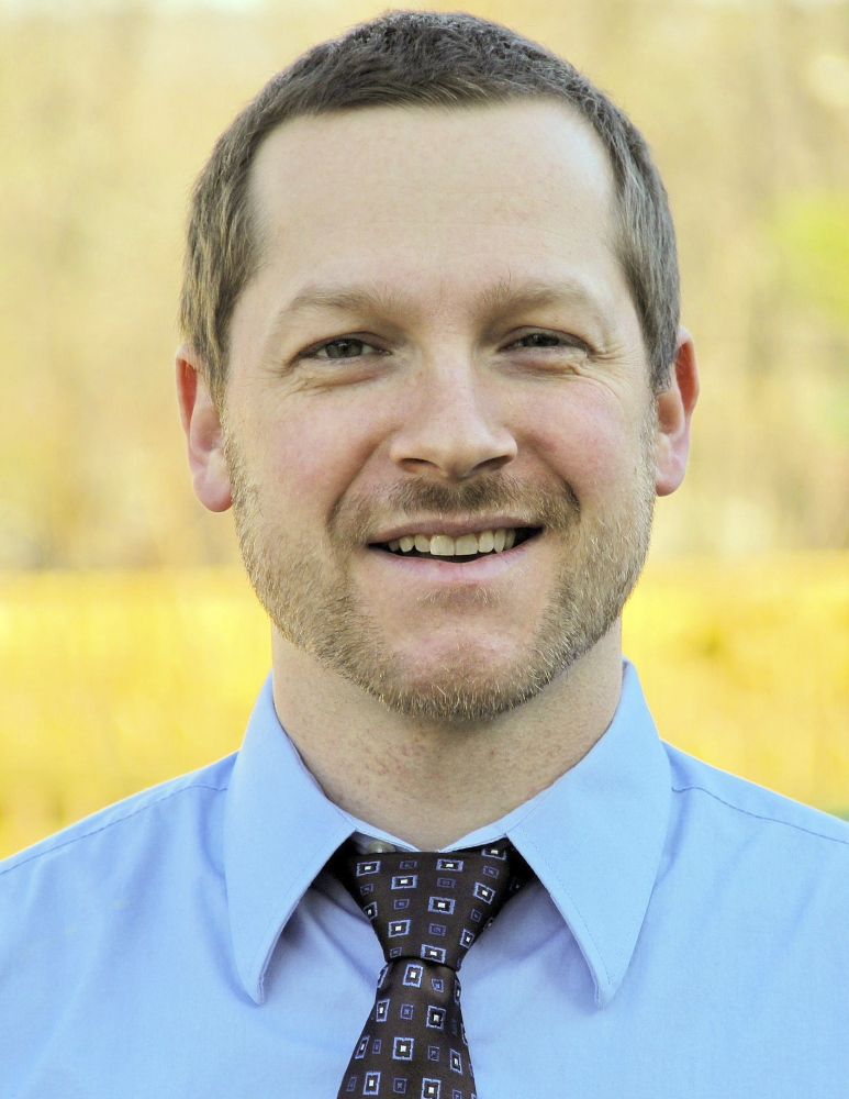 Maine Rep. Scott Hamann of South Portland has resigned from his job at Good Shepherd Food Bank, which received threatening phone calls and messages after he posted a satirical anti-Trump rant to a friend on his Facebook page.