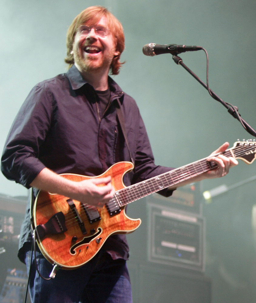"Trey Anastasio and Phish's ""Baker's Dozen"" residency at Madison Square Garden runs until Aug. 6."
