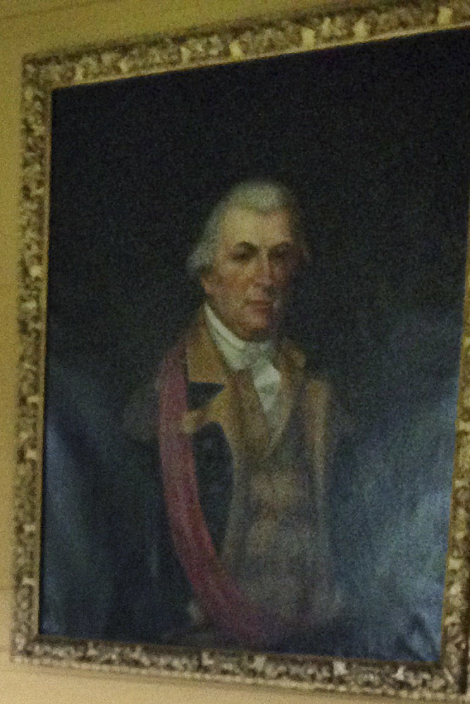 A portrait of Nathanael Greene. The 275th anniversary of his birth will be celebrated Saturday.