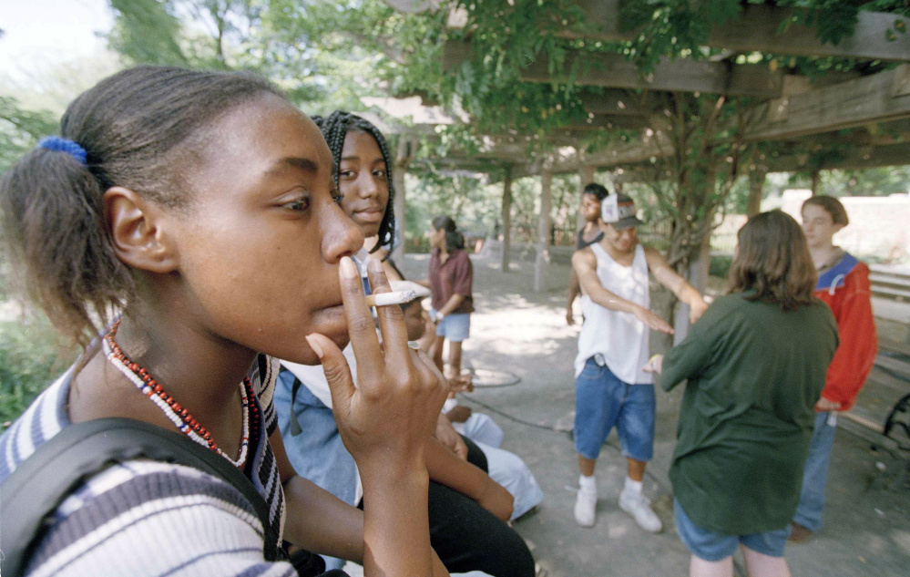 Food and Drug Administration chief Scott Gottlieb also wants new rules to address flavored tobacco products that some blame for hooking kids on smoking.