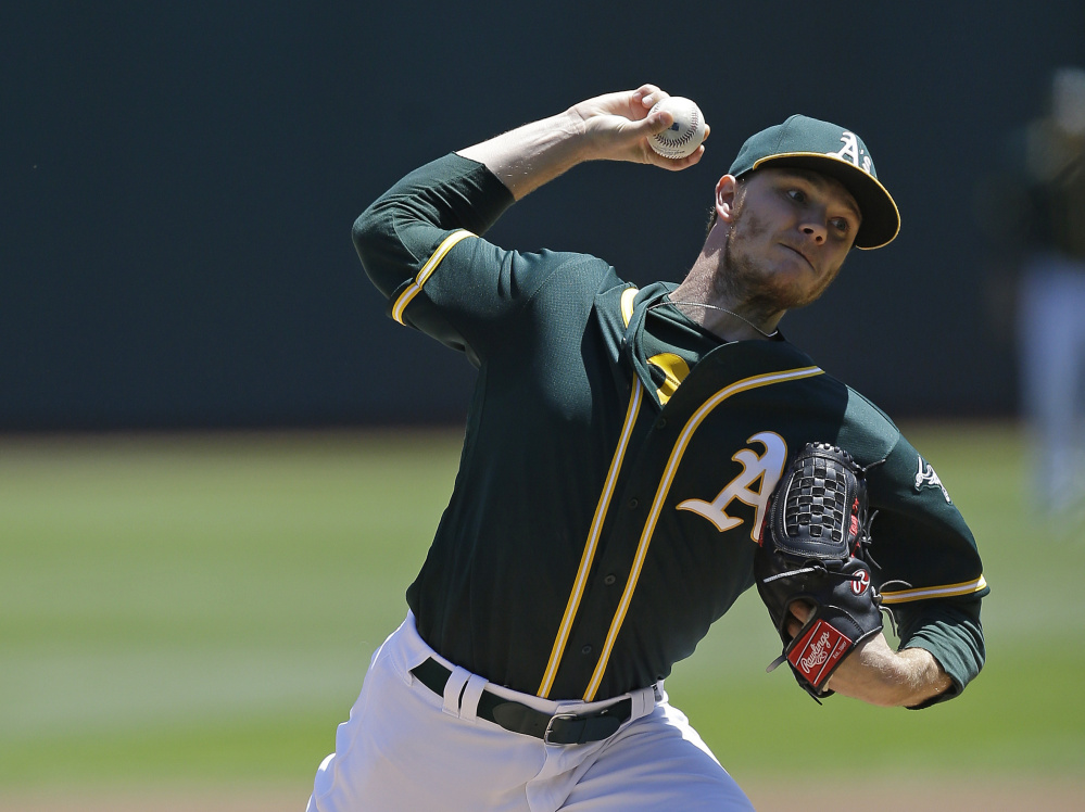 The Yankees acquired pitcher Sonny Gray from the Oakland Athletics at the nonwaiver trade deadline Monday. New York also got pitcher Jamie Garcia from the Twins on Sunday.