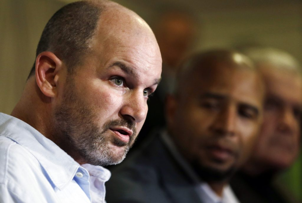 An eight-year NFL veteran for the Patriots and Eagles, Kevin Turner was 46 when he died in 2016. After studying his brain, researchers said the cause of death was CTE. A study released this week showed the disease was found in the brains of 110 of the 111 former NFL players examined.