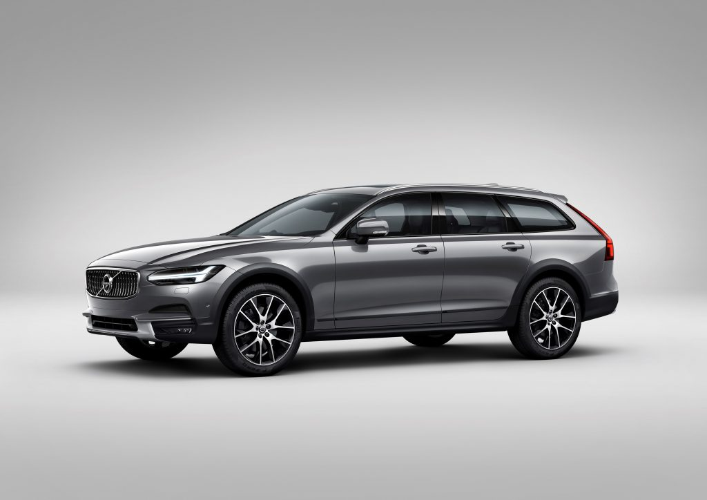 The Volvo V90 Cross Country.