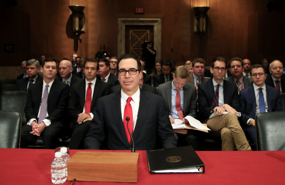 Treasury Secretary Steven Mnuchin has warned Congress for months to deal with the debt ceiling and that failure to raise it by Sept. 29 could spark a global financial crisis.