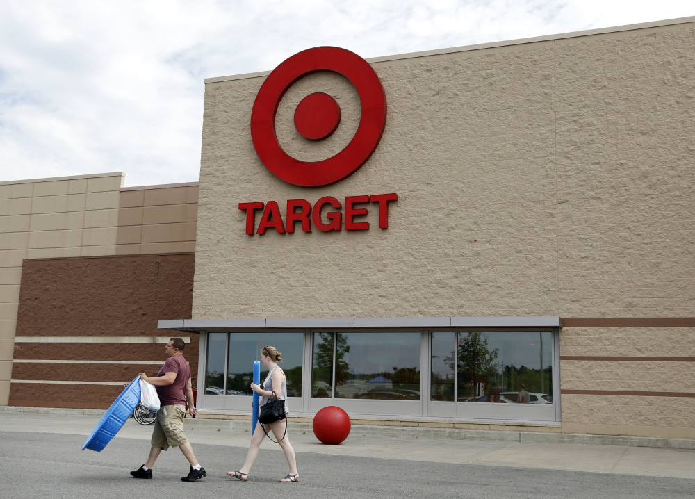 Target saw second-quarter sales grow 1.6 percent – the first increase in more than a year. The company credits its success with private-label brands for the comeback.