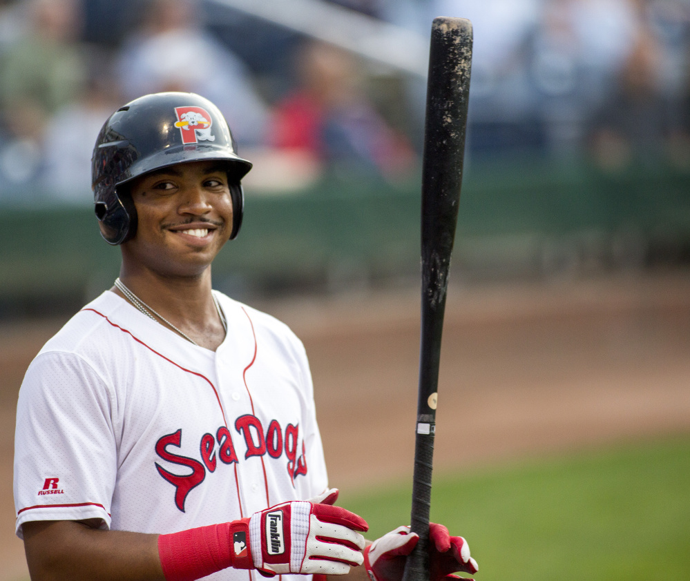 Since he hit his first home run for the Sea Dogs on May 29, Jeremy Barfield has more homers – 22 – than any other minor league player.