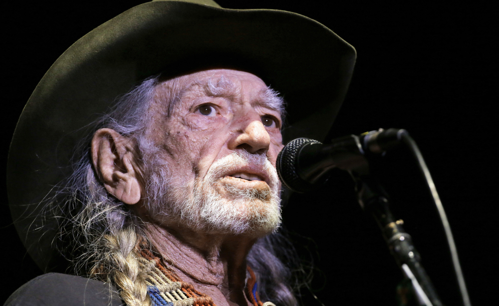 Country music star Willie Nelson performs in Nashville, Tenn. Even with growth of 83 percent, on-demand streaming represented just a fourth of country music consumption last year, well below the industry average.