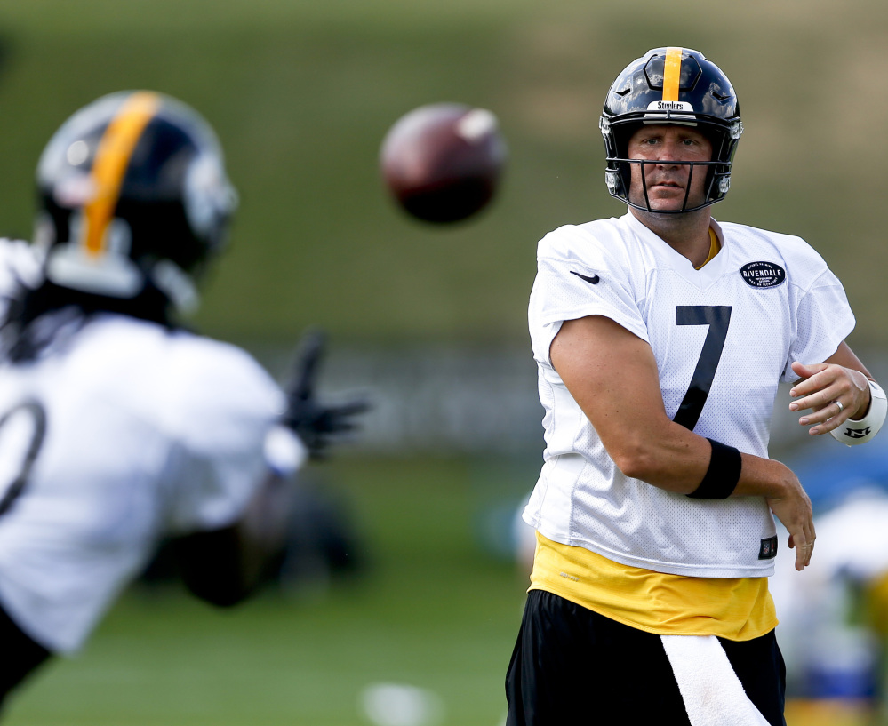 Quarterback Ben Roethlisberger of the Pittsburgh Steelers plans to play Saturday for the first time in this preseason, though likely for no more than two series.