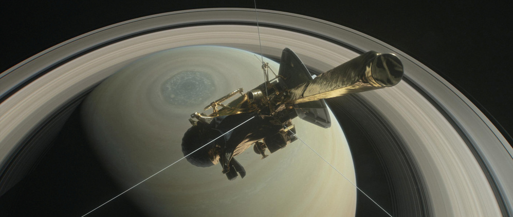 On Sept. 15, the NASA spacecraft Cassini will venture deeper into Saturn's atmosphere than ever before, collecting new data and beaming it back to Earth up until the last seconds of its life.