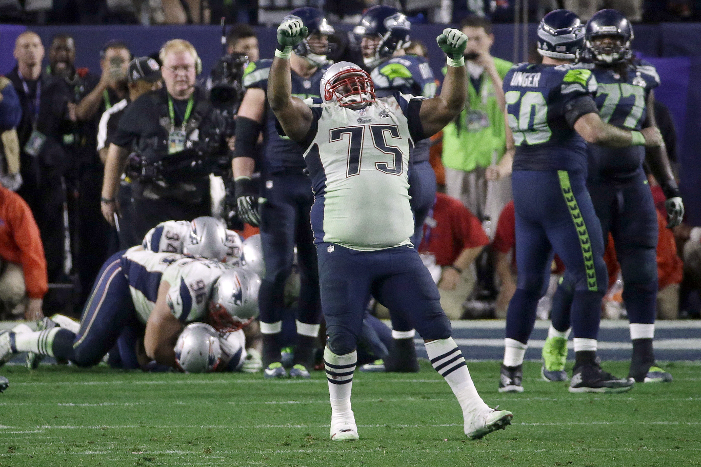 Vince Wilfork Says Patriots Wont Pick Up His Option - The