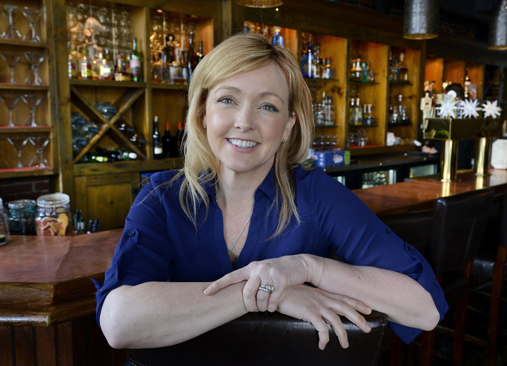 "Shannon Bard rose to popular fame through TV cooking appearances, taking the top prize in 2014 from the Food Network show ""Kitchen Inferno."""