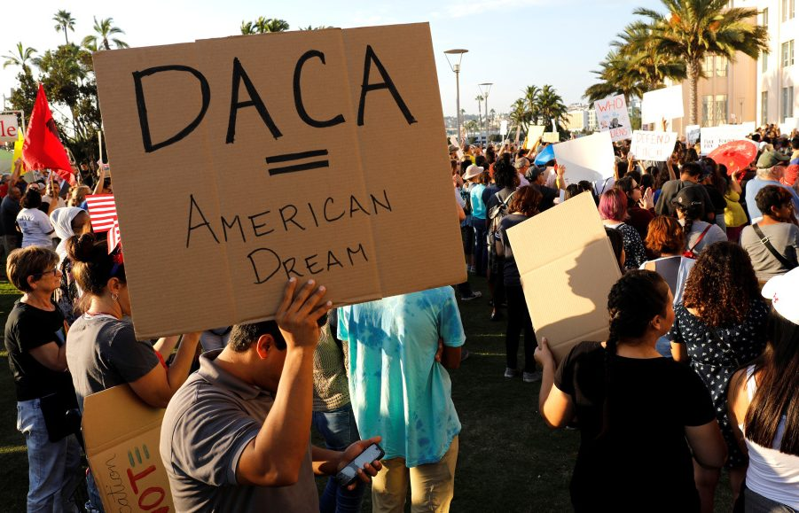 Ninety-seven percent of the young undocumented immigrants in the Deferred Action for Childhood Arrivals program are working or in school – but the decision to end DACA leaves them facing an uncertain future.