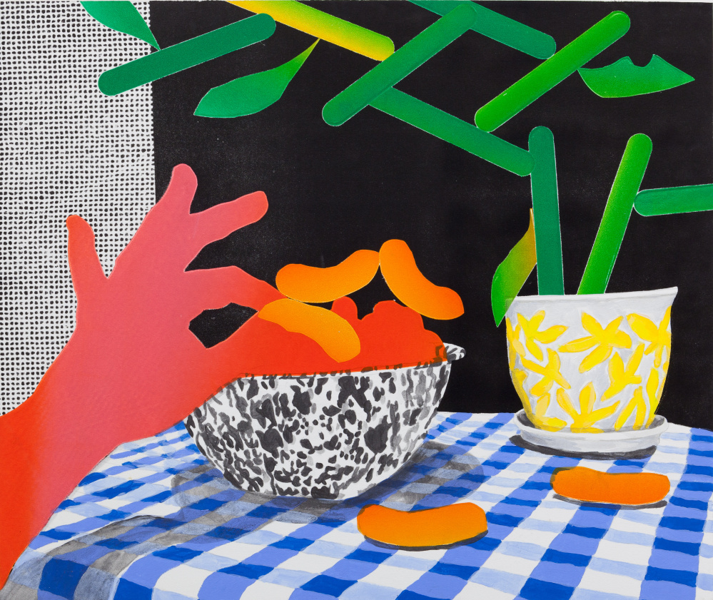 Daniel Kany: Pop artist plays with food in new Portland venue ...