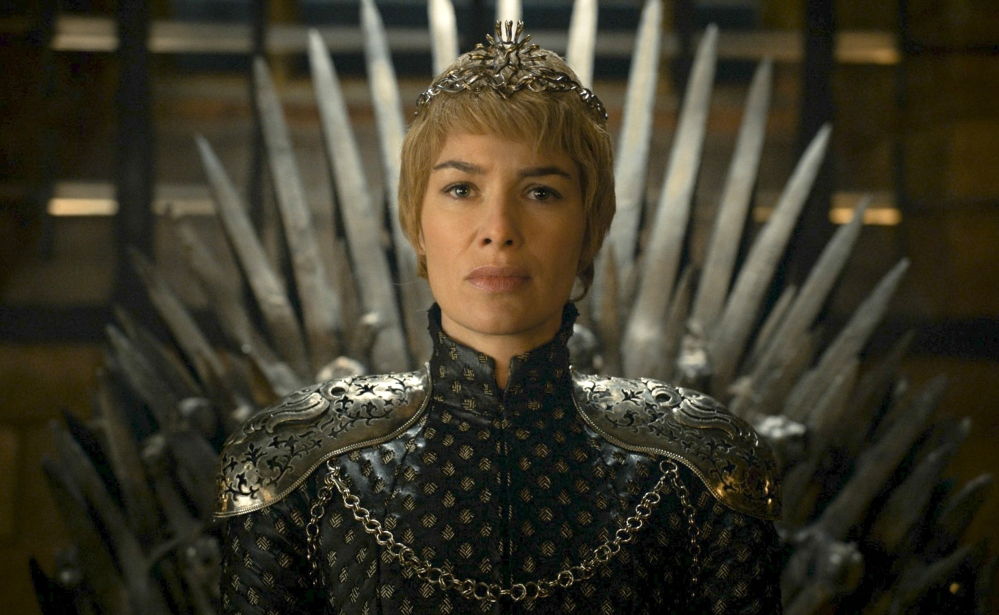 """Lena Headey appears in """"Game of Thrones."""" Many more people watched the series illegally this year than those who paid to see it on HBO."""