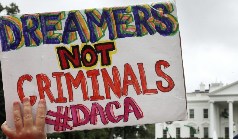 "Because President Trump is keenly aware of public opinion, it has not escaped his notice that a majority of Americans strongly support finding a way to allow ""dreamers"" to stay in the United States."