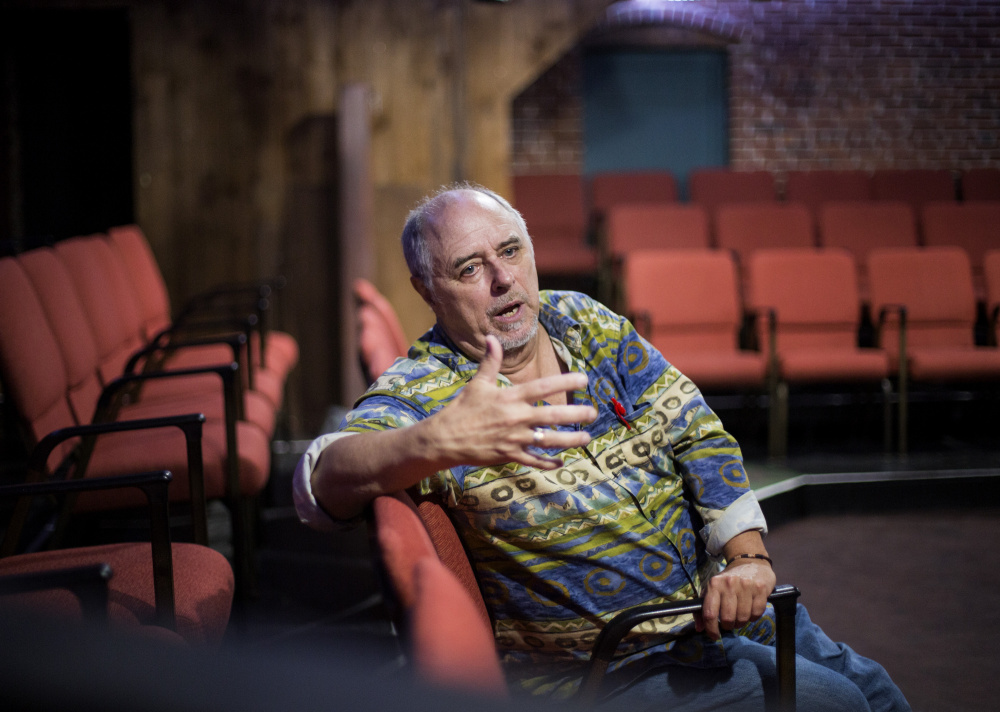 Playwright Michael Kimball's new play highlights a little known piece of history in York, about an Indian woman who was hanged for the death of a child, and the preacher who counseled her as she awaited her fate.
