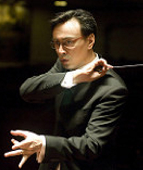 Ken-David Masur, assistant conductor of the Boston Symphony