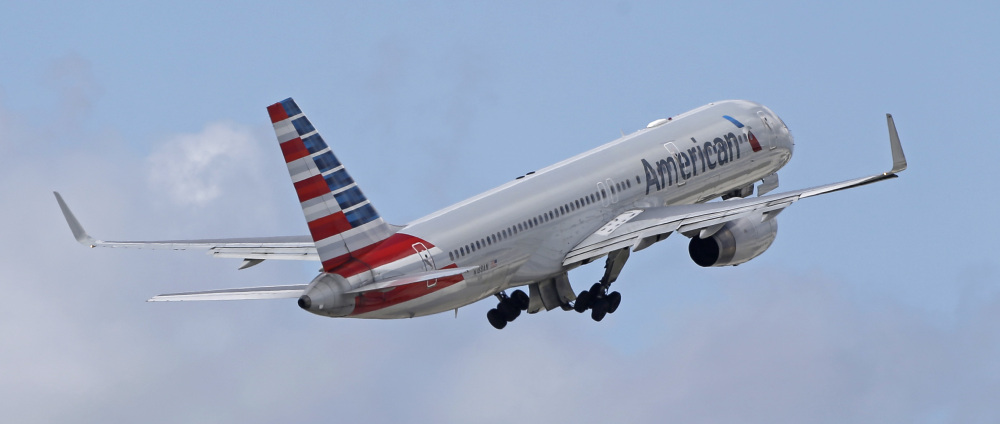 By the end of this year, American Airlines will have earned $19.2 billion in the last four years, the CEO said Thursday.