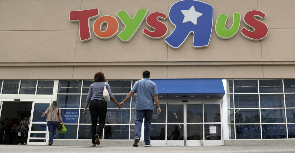 Bankrupt Toys R Us owes $7.5 billion to a group that includes virtually every major toymaker in the country.