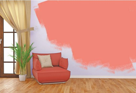 Adding color to an accent wall adds interest and can dramatically impact the look and feel of a room.