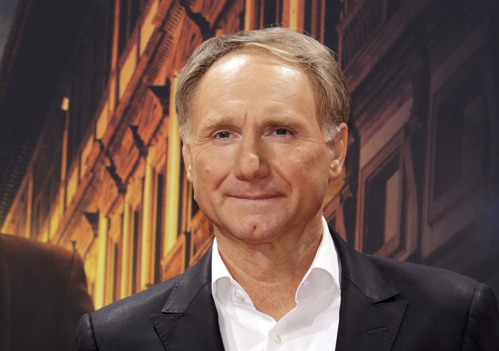 Dan Brown says his skepticism for religion took root at an early age.